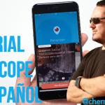 Que Es Periscope, Como Usar Periscope y Para Que Sirve - Tutorial Periscope en Español Completo